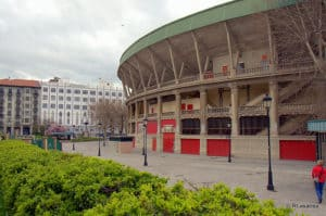 pamplona plaza de toros