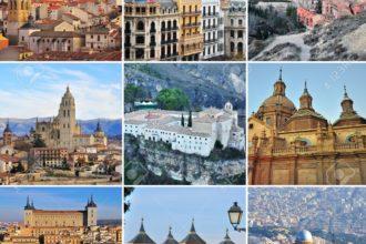 monumentos históricos España
