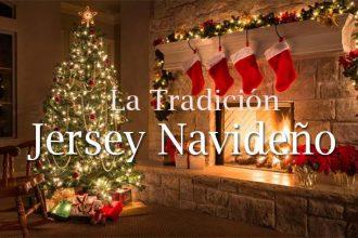 tradición del jersey navideño