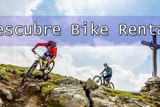 descubre bike rental