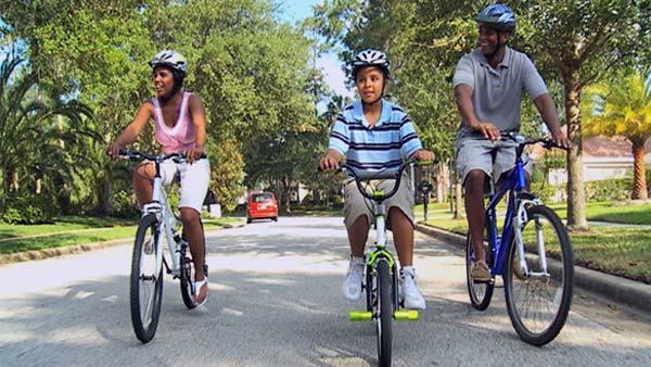 Ventajas de montar en bicicleta