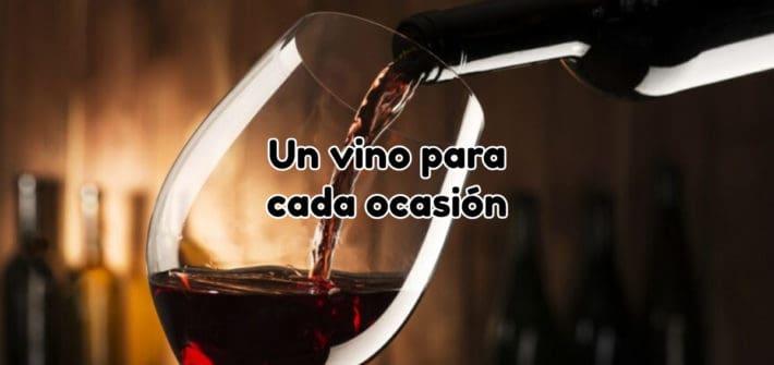 vinos para cada ocasión